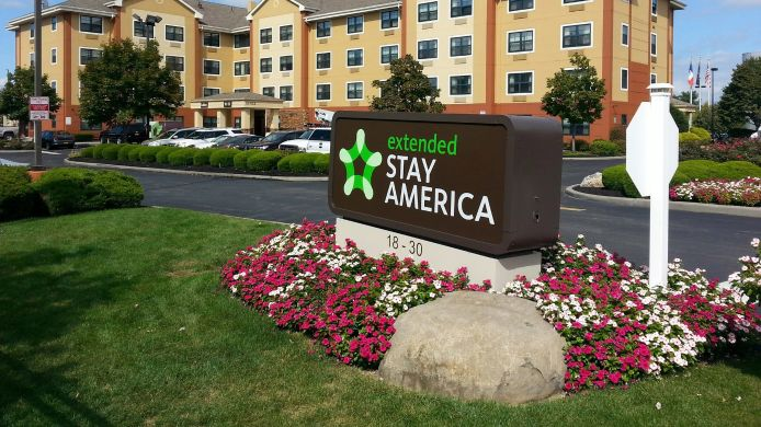 Exterior view EXTENDED STAY AMERICA LGA AIR