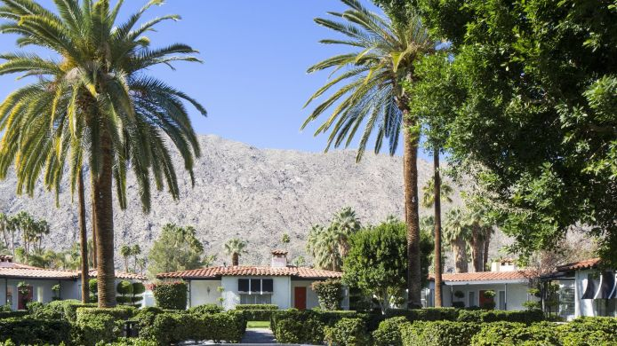 Exterior view AVALON HOTEL PALM SPRINGS
