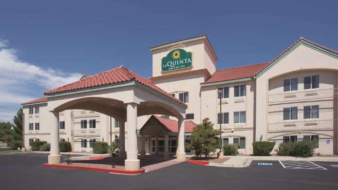 Exterior view LA QUINTA INN STE ROSWELL