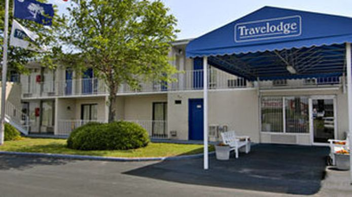 Exterior view TRAVELODGE FLORENCE