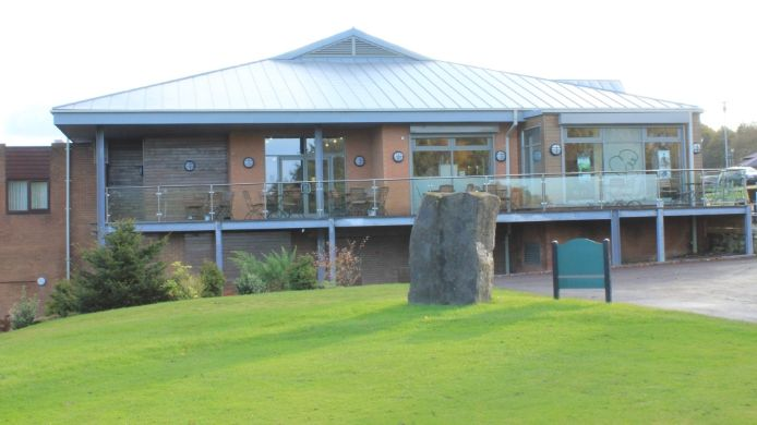 Exterior view Mercure Newcastle George Washington Hotel Golf and Spa