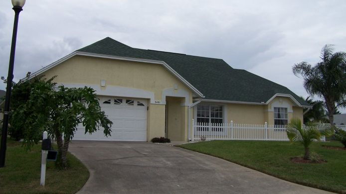 Exterior view SUNSPLASH HOMES