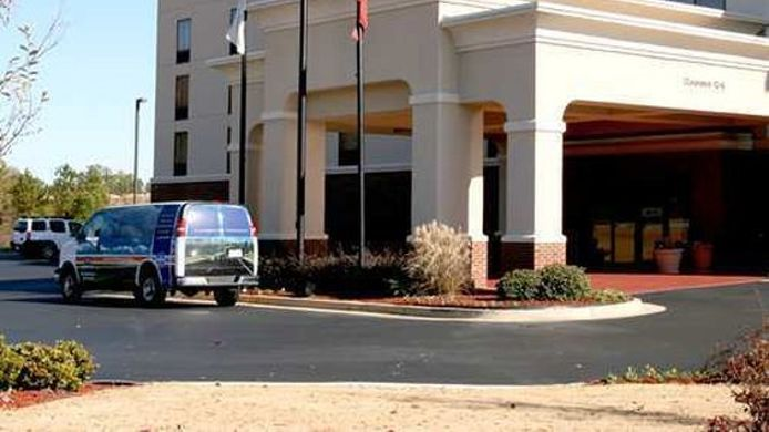 Exterior View Hampton Inn Atlanta Fairburn
