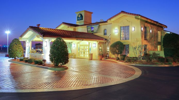 Exterior view LA QUINTA INN LITTLE ROCK NORTH LANDERS