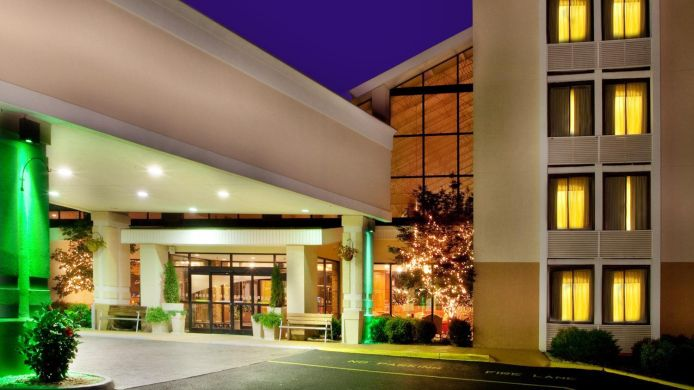 Exterior view Holiday Inn ROANOKE - VALLEY VIEW