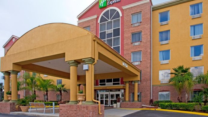 Exterior View Holiday Inn Express Suites Orange City Deltona