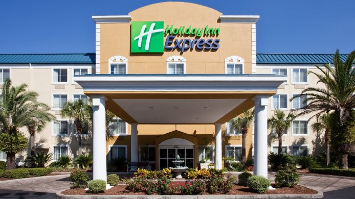 Exterior View Holiday Inn Express Gainesville I 75 Sw