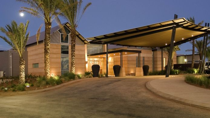 Exterior View Mantarays Ningaloo Resort