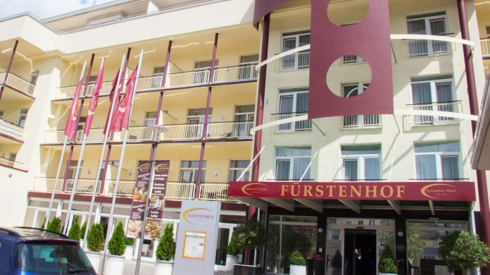 Hotel Furstenhof In D  Bad Kreuznach