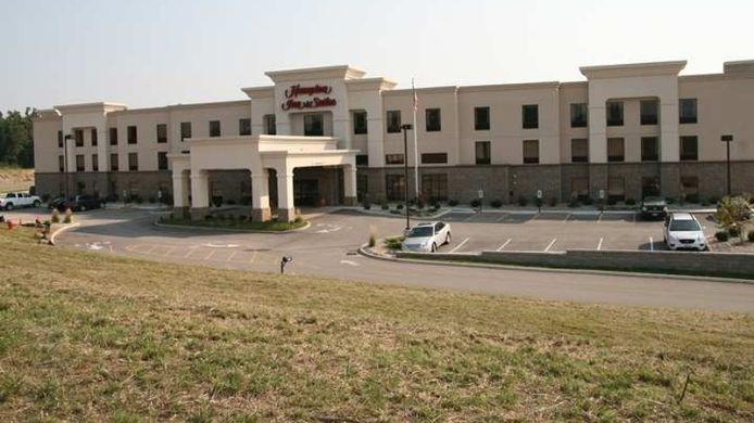 Exterior view Hampton Inn - Suites St Louis-Edwardsville