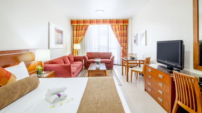 Double Room (standard) Golden Sands 5 Hotel Apartments