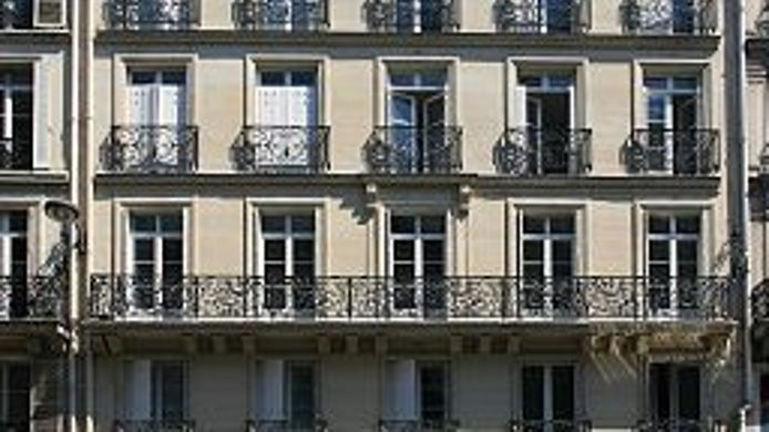 Exterior View BridgeStreet Le Marais Serviced Apartments