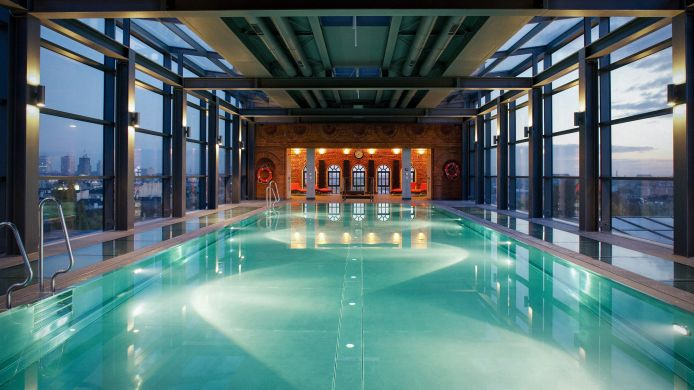 Hotel Andel 39 S By Vienna House Lodz 4 Sterren Hotel In D D