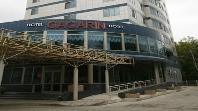 Exterior view GAGARIN HOTEL