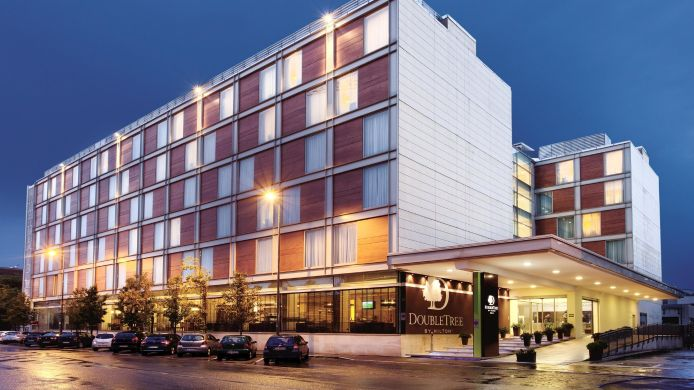 Exterior view DOUBLETREE BY HILTON MILAN