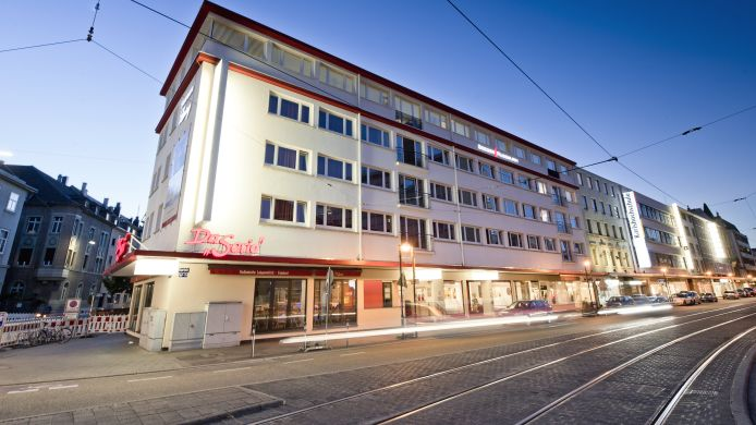 Exterior view SEEGER Living Appartements am Karlstor