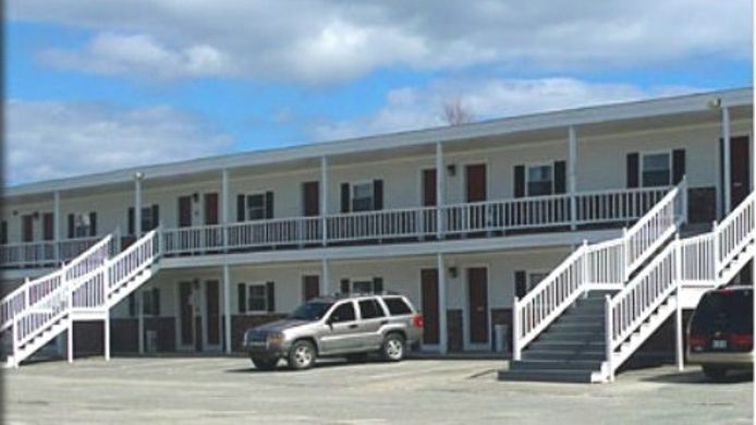 Exterior view JASPERS MOTEL