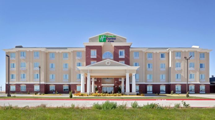 Exterior view Holiday Inn Express & Suites DUMAS