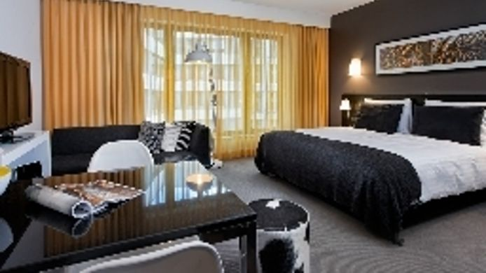 Double room (standard) Adina Apartment Hotel Berlin Mitte