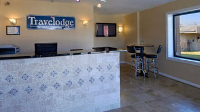 Exterior view TRAVELODGE NEWNAN
