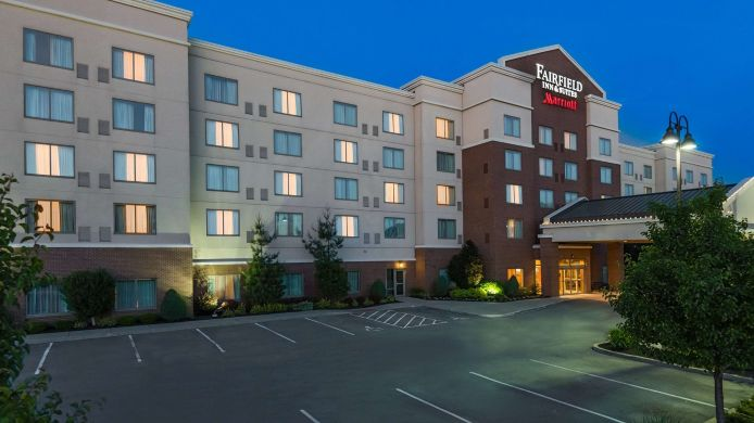 Fairfield Inn Suites Buffalo Airport 3 Hrs Star Hotel In Forks