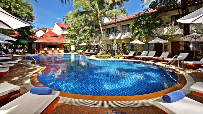 Hotel Horizon Patong Beach Resort And Spa 4 Hrs Star In Ban