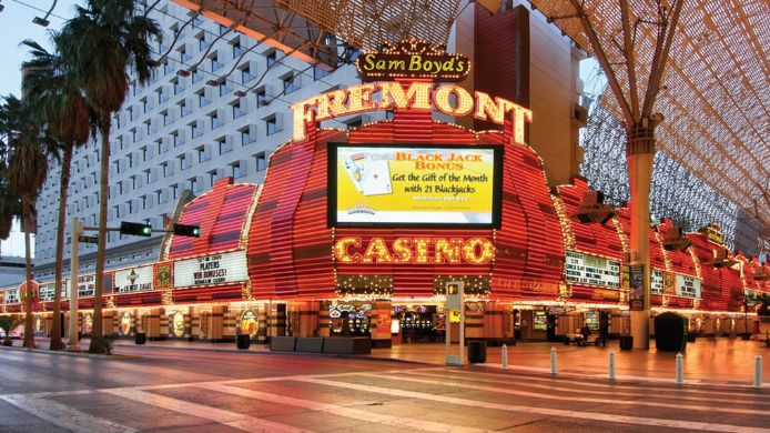 Exterior View Fremont Hotel And