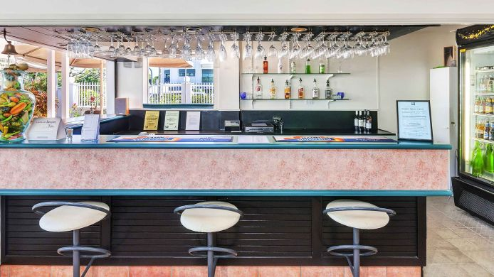 Hotel bar ibis Styles Cairns