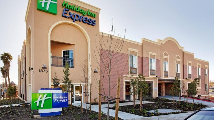 Holiday Inn Express Benicia 3 Hrs Star Hotel In California