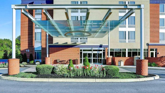 Exterior view SpringHill Suites Harrisburg Hershey