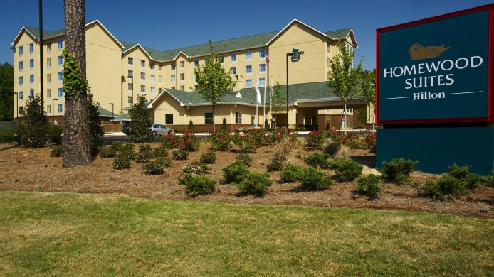 Exterior view Homewood Suites by Hilton Birmingham-SW-Riverchase-Galleria