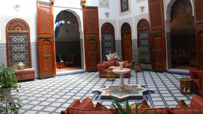 Sterne Hotels In Fes