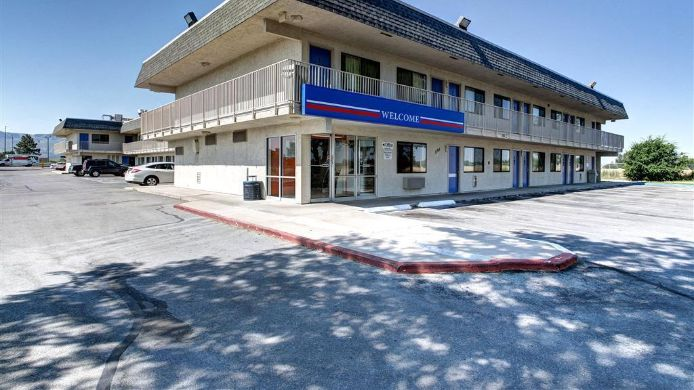 Buitenaanzicht MOTEL 6 POCATELLO