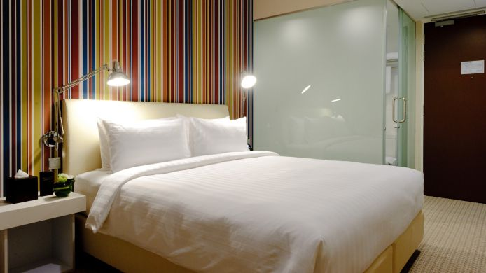 Single room (standard) Innotel Hotel