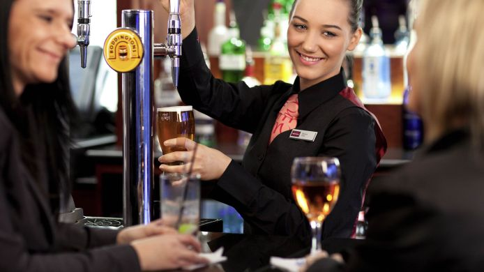 Hotel bar Mercure Ayr Hotel