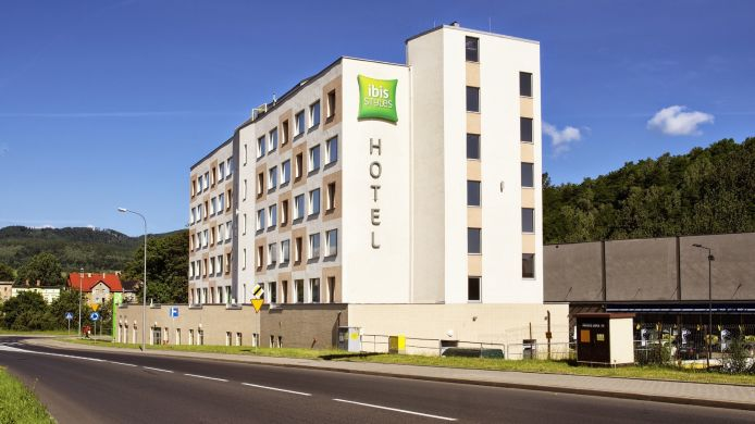 Exterior view ibis Styles Walbrzych