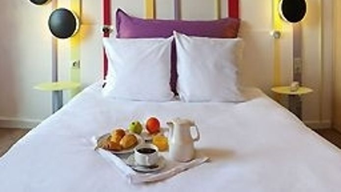 Double room (standard) ibis Styles Bayonne Centre Gare