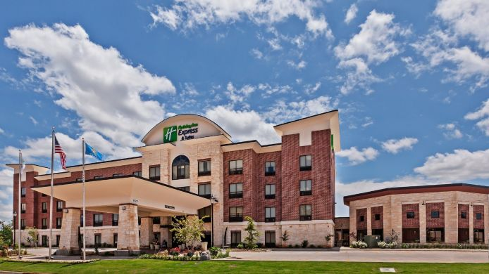 Exterior view Holiday Inn Express & Suites DUNCAN