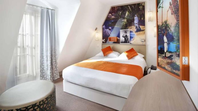 Double room (superior) Hotel Mayet