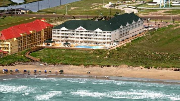 Exterior view Hilton Garden Inn South Padre Island
