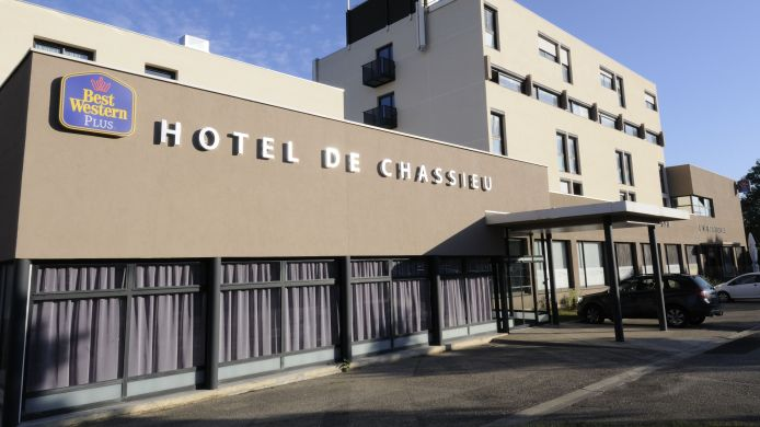 Hotel Best Western Plus Lyon Chassieu 4 Star Hotel In Chassieu
