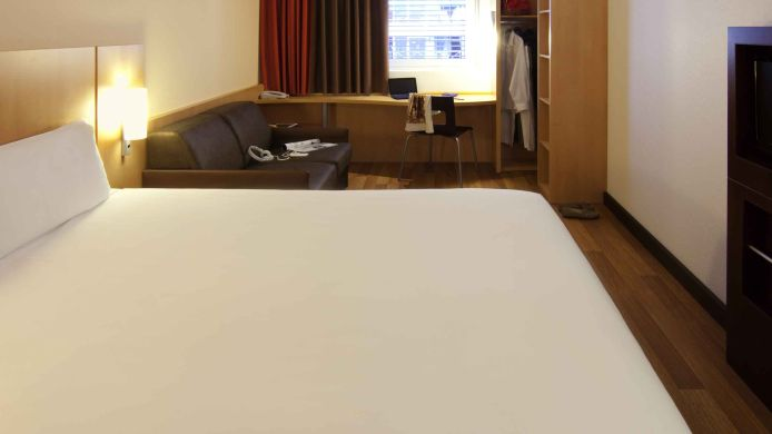 Room ibis Geneve Centre Nations