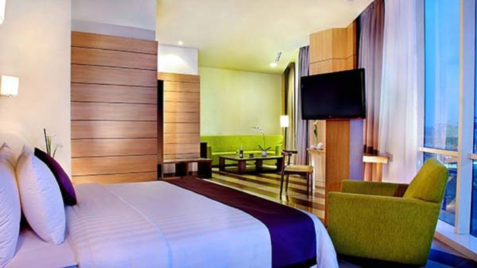 Double room (standard) Atria Hotel & Conference Serpong