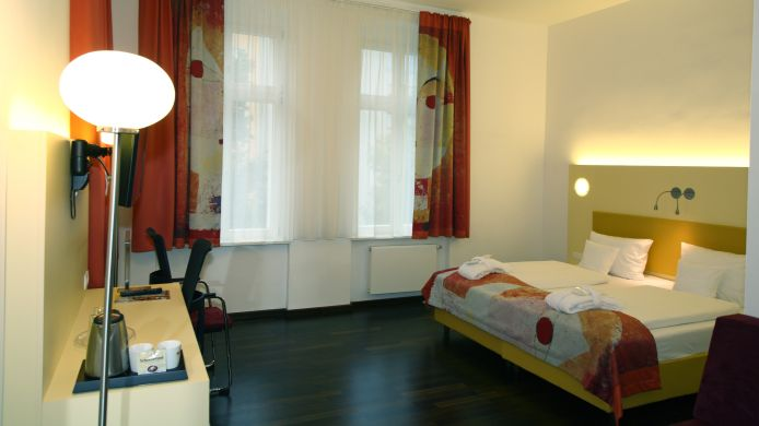 Double room (standard) Exe Hotel Klee Berlin Excellence Class