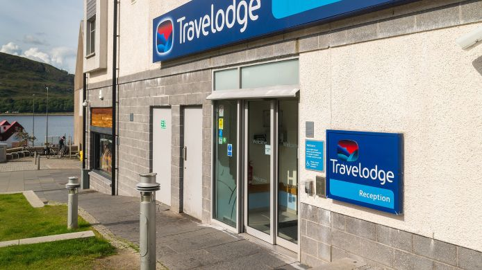 Exterior view TRAVELODGE FORT WILLIAM