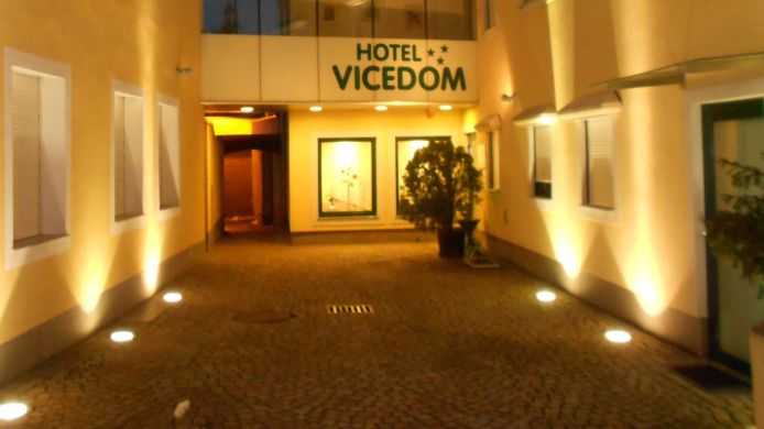 Exterior view Hotel - VICEDOM