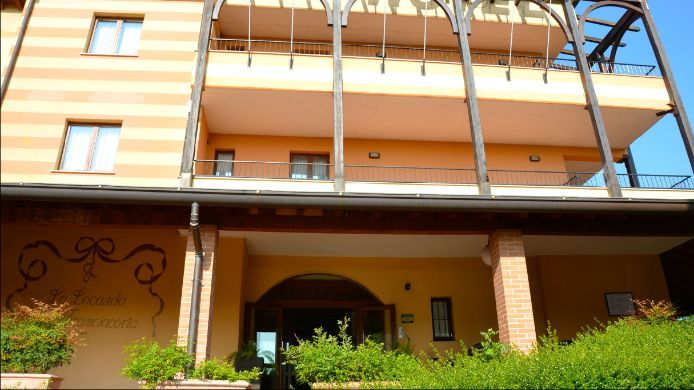 Exterior view Franciacorta Hotel&Wine