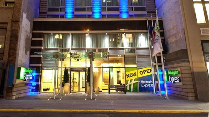 Hotels Near Financial District Nyc