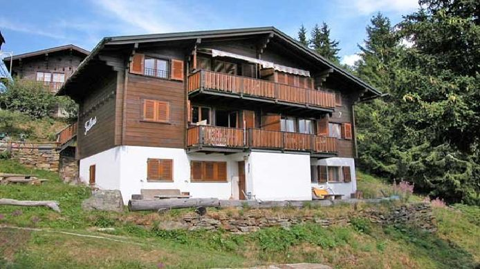Exterior view Trollius 1. Stock - Bettmeralp (3 Betten)