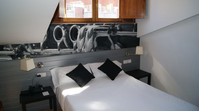 Double room (standard) Abba Jazz Hotel